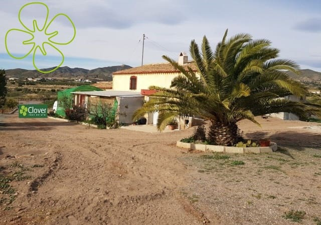 3 chambre Finca/Maison de Campagne à vendre à Puerto Lumbreras avec piscine - 157 500 € (Ref: 5199454)