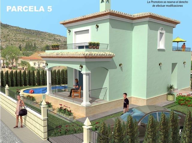 3 sypialnia Willa na sprzedaż w Tormos - 254 500 € (Ref: 2364783)
