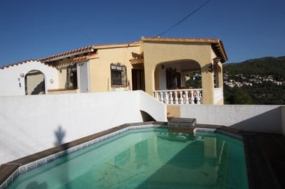 2 bedroom Villa for sale in Orba with pool garage - € 179,000 (Ref: 4288980)