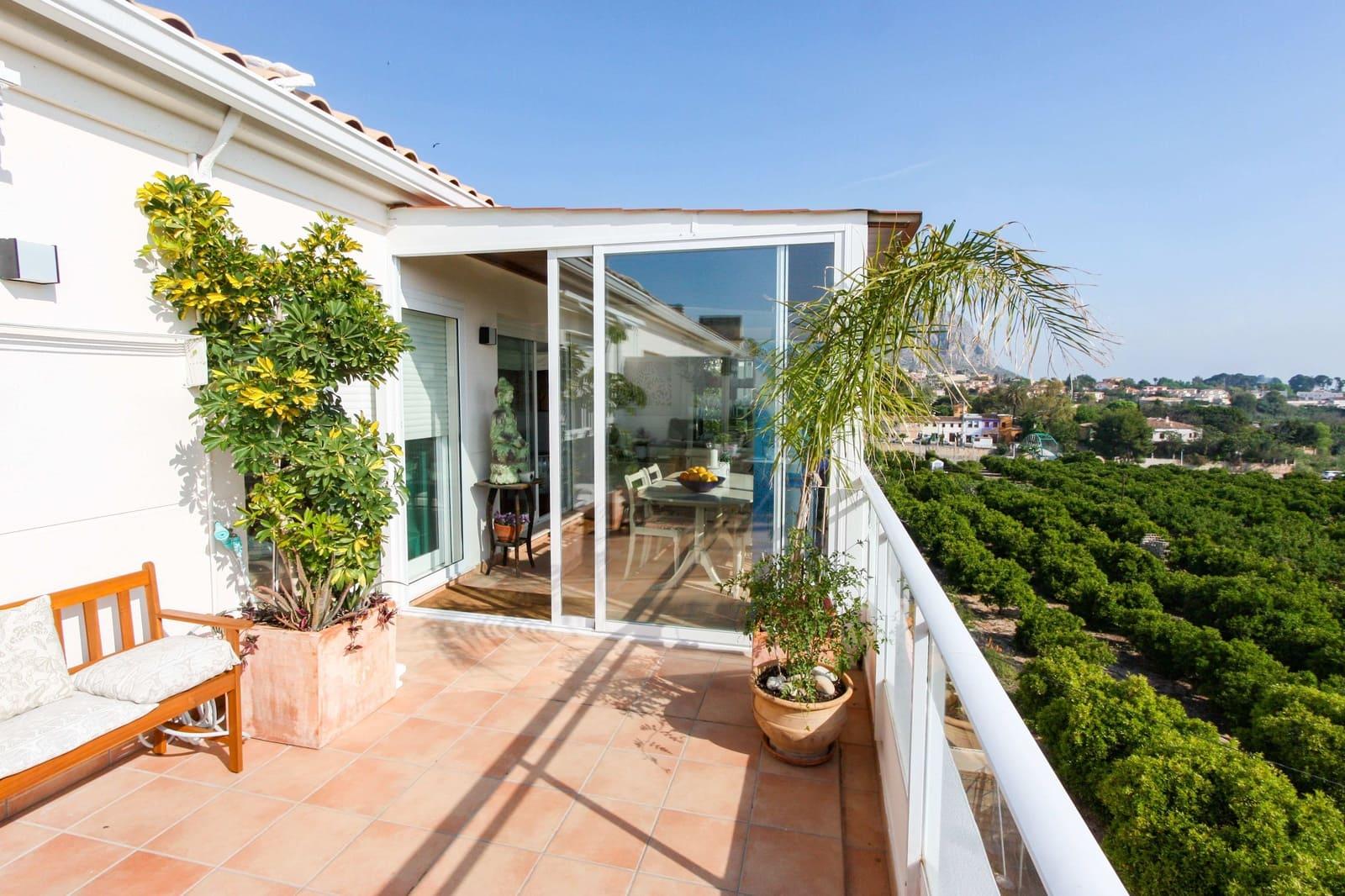 Ático de 3 habitaciones en Beniarbeig en venta con garaje - 160.000 € (Ref: 4676426)