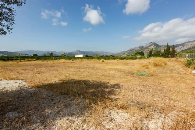 Działka budowlana na sprzedaż w Benimeli - 170 000 € (Ref: 4715298)