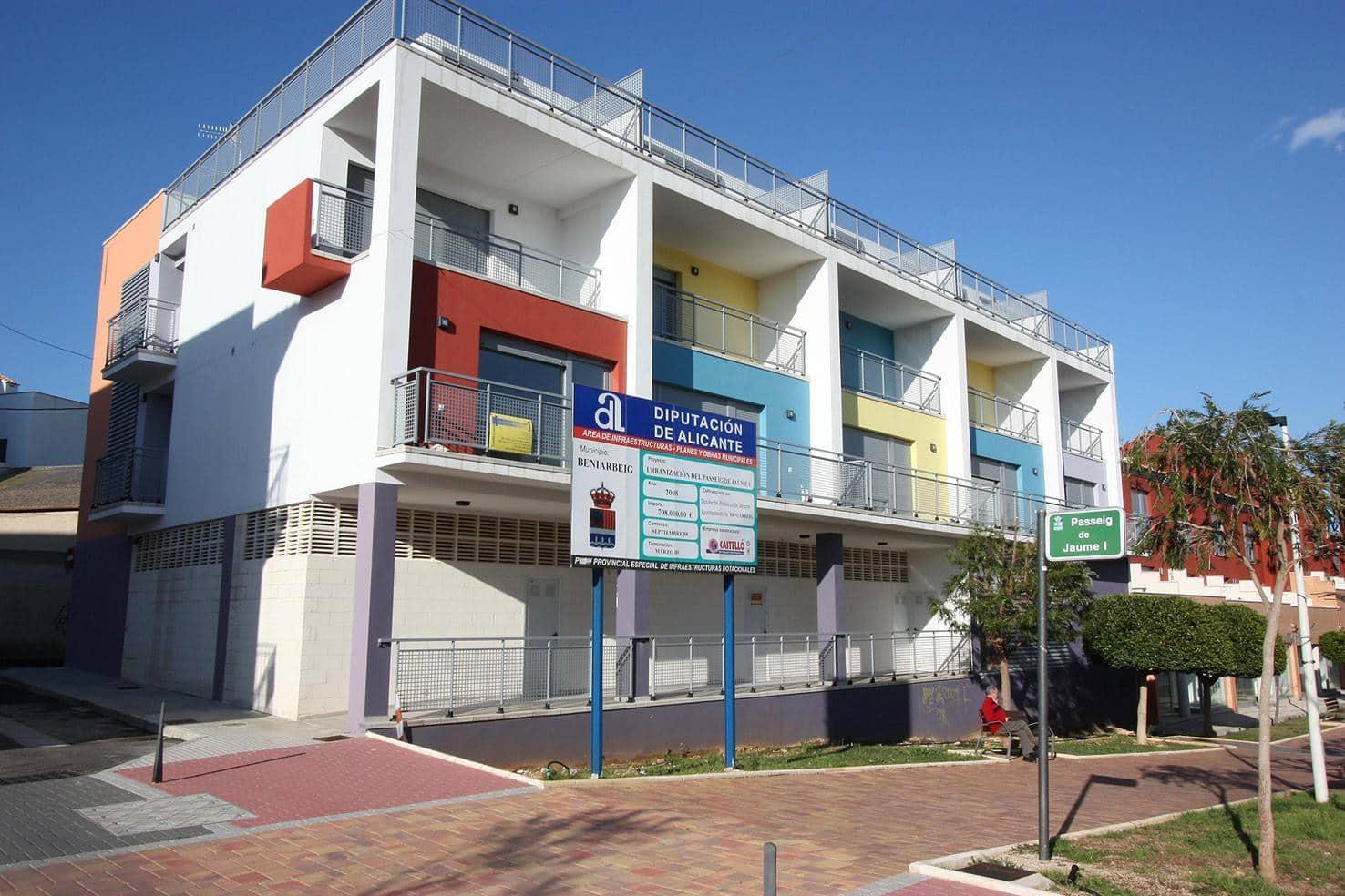 Yritys myytävänä paikassa Beniarbeig - 55 000 € (Ref: 4913681)