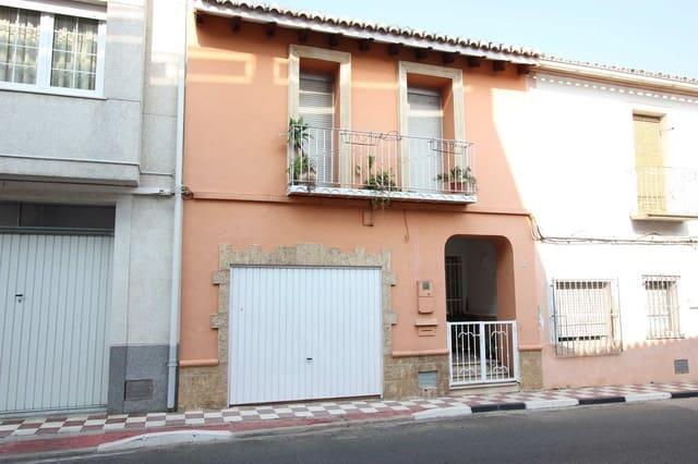 4 sovrum Hus till salu i Benidoleig med garage - 130 000 € (Ref: 647856)