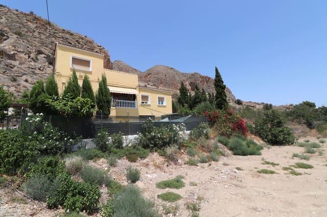 4 chambre Finca/Maison de Campagne à vendre à Redovan avec piscine garage - 140 000 € (Ref: 5420651)