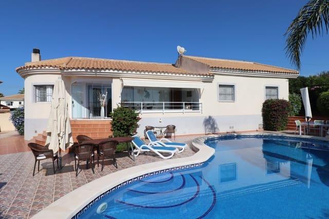 3 bedroom Villa for sale in San Fulgencio with pool - € 297,500 (Ref: 5420671)