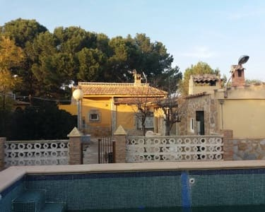 3 bedroom Finca/Country House for sale in Canada de San Pedro with pool - € 138,000 (Ref: 5460090)