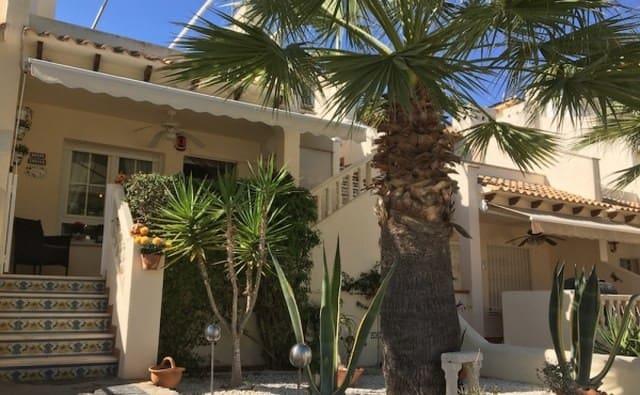 3 Zimmer Doppelhaus zu verkaufen in Las Ramblas Golf mit Pool - 155.000 € (Ref: 5477382)