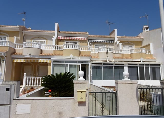 2 bedroom Townhouse for sale in Monte Azul with pool - € 95,000 (Ref: 5587541)