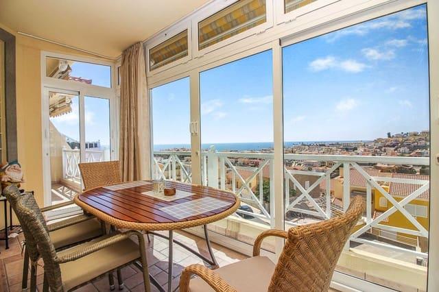 3 sypialnia Penthouse na sprzedaż w Mogan z basenem garażem - 435 000 € (Ref: 5469226)