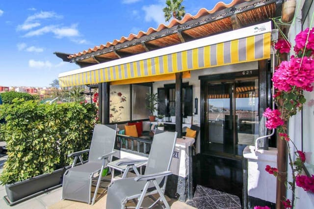 1 bedroom Bungalow for sale in Mogan with pool - € 175,000 (Ref: 5469276)