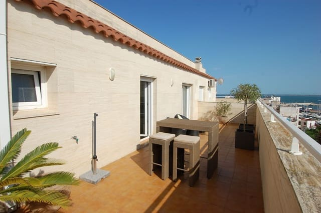 2 slaapkamer Penthouse te koop in L'Ampolla - € 130.000 (Ref: 5639164)