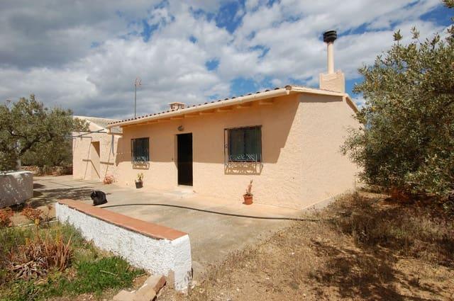 2 sovrum Finca/Hus på landet till salu i L'Ampolla - 109 000 € (Ref: 5649354)