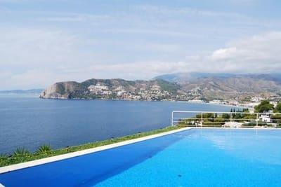4 sovrum Villa att hyra i La Herradura med pool - 3 500 € (Ref: 2121030)