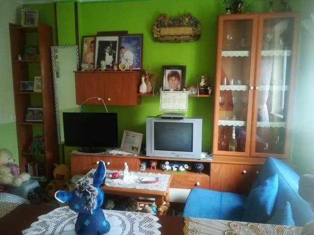 2 sypialnia Mieszkanie na sprzedaż w Toreno - 28 000 € (Ref: 1729751)