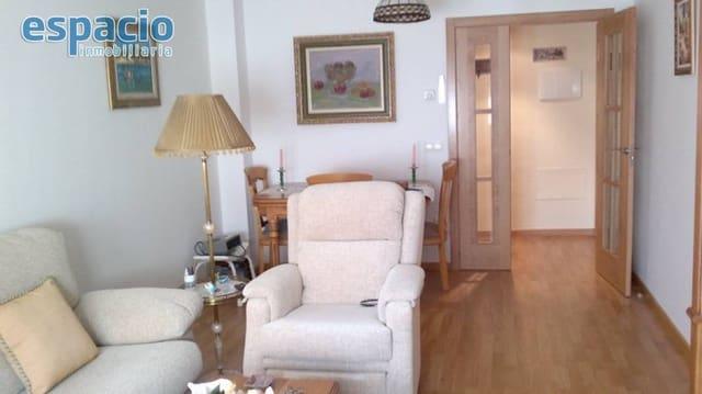 2 Zimmer Apartment zu verkaufen in Cacabelos mit Garage - 110.000 € (Ref: 1729755)