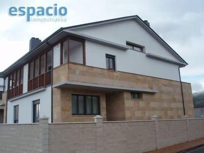3 chambre Villa/Maison Semi-Mitoyenne à vendre à Villaverde de la Abadia avec garage - 170 000 € (Ref: 1952659)