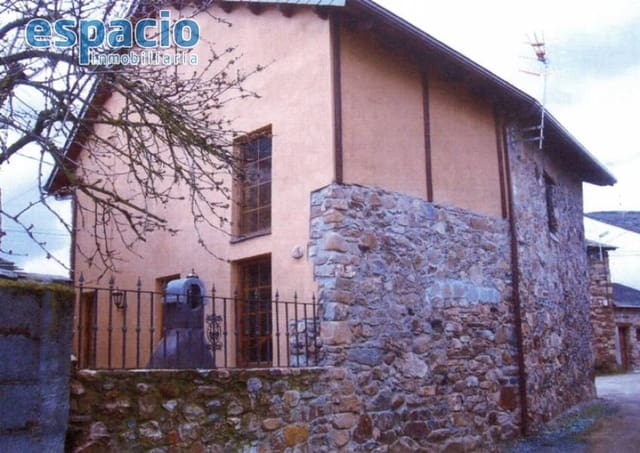 3 Zimmer Villa zu verkaufen in Vega de Espinareda - 65.000 € (Ref: 2023764)