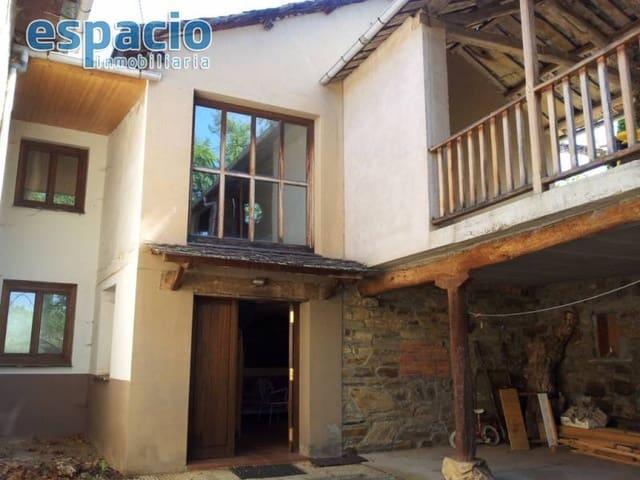 4 camera da letto Villa in vendita in Arganza - 120.000 € (Rif: 2259746)