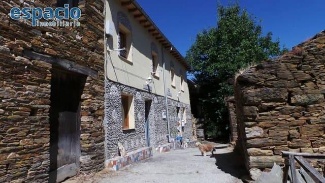 3 chambre Villa/Maison à vendre à Vega de Valcarce avec garage - 65 000 € (Ref: 2733749)