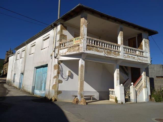 Chalet de 4 habitaciones en Fabero en venta - 38.000 € (Ref: 2733768)
