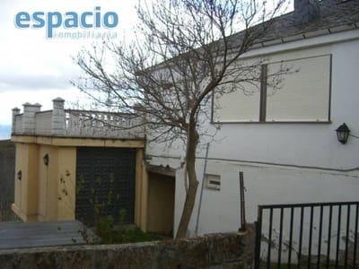 Chalet de 3 habitaciones en Pobladura de Somoza en venta con garaje - 95.000 € (Ref: 3604411)