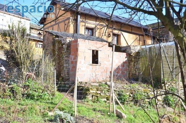 2 sypialnia Willa na sprzedaż w Ponferrada - 45 000 € (Ref: 3604439)