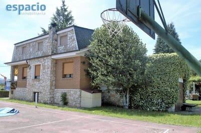 7 Zimmer Villa zu verkaufen in Carracedelo mit Pool Garage - 195.000 € (Ref: 3604587)