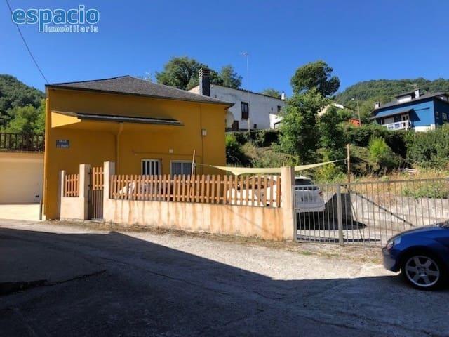 3 soverom Villa til salgs i Vega de Valcarce - € 65 000 (Ref: 4106101)