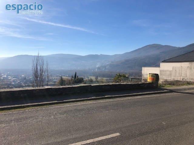 Tomt till salu i Villafranca del Bierzo - 60 000 € (Ref: 4361195)