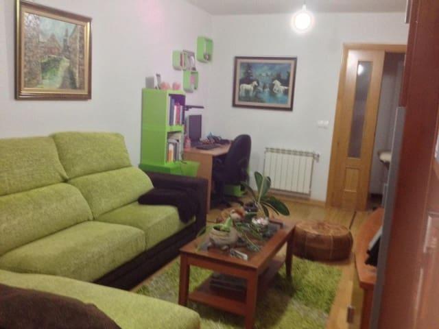 Apartamento de 2 habitaciones en Ponferrada en venta con garaje - 85.000 € (Ref: 5111609)