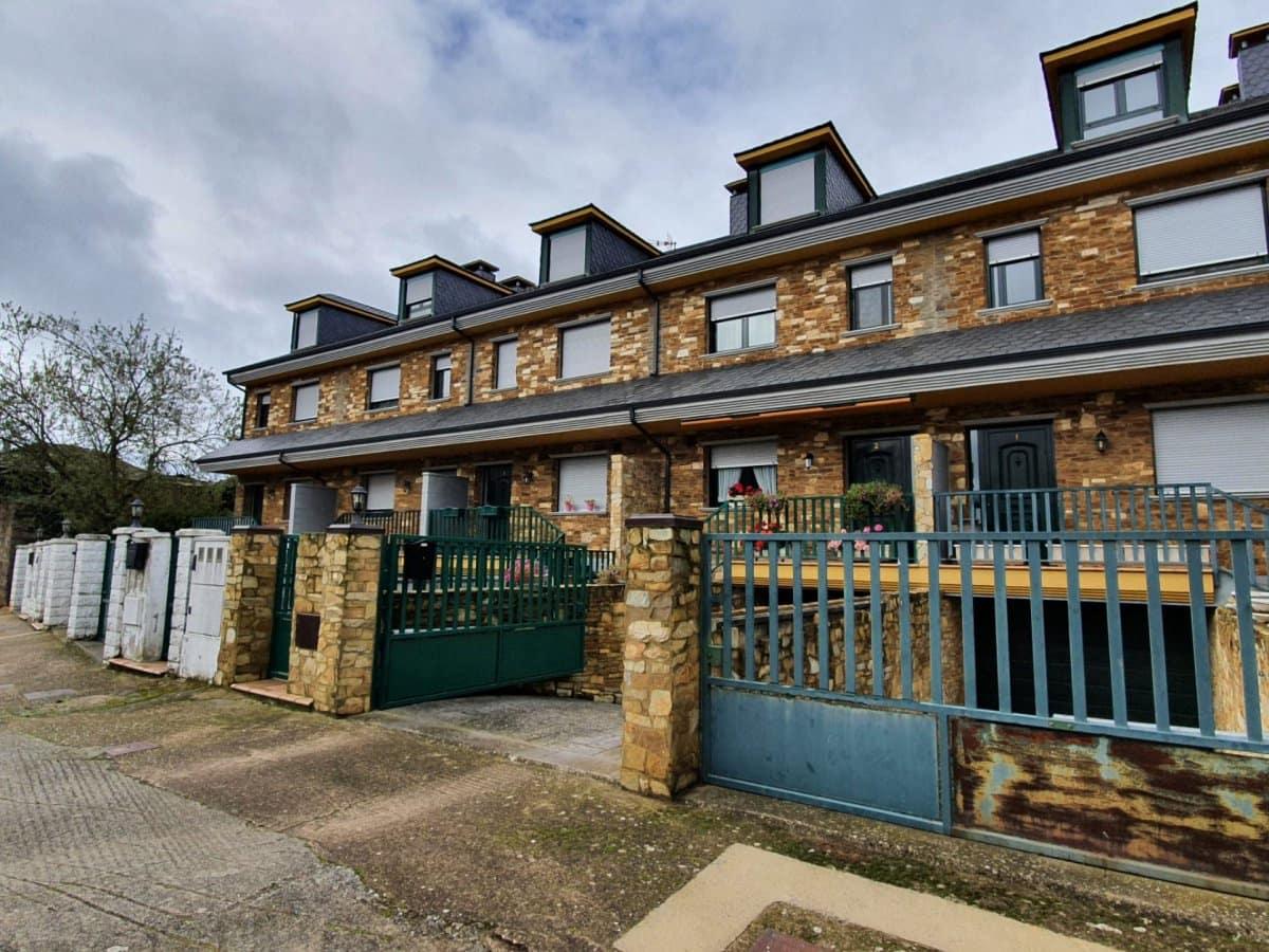 3 soverom Rekkehus til salgs i Congosto med garasje - € 150 000 (Ref: 5660419)