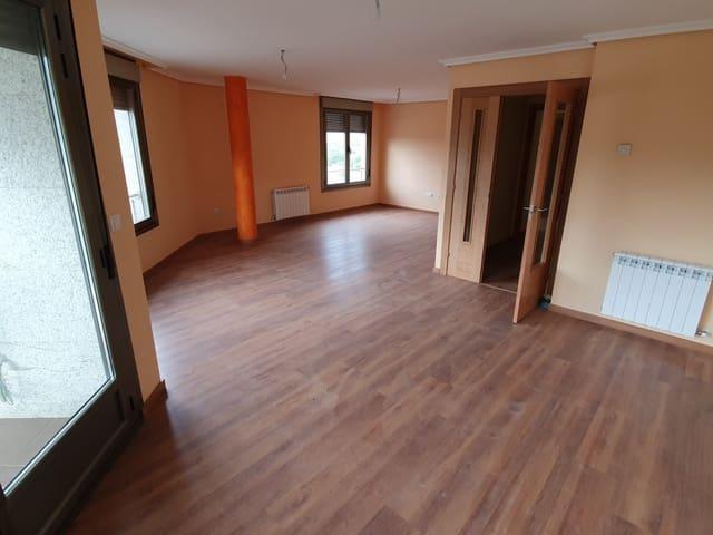 4 sypialnia Mieszkanie na sprzedaż w Ponferrada z garażem - 132 300 € (Ref: 5896765)