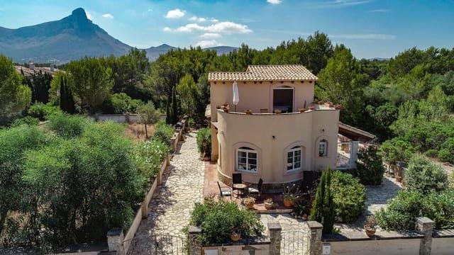 3 soverom Villa til salgs i S'Estanyol - € 495 000 (Ref: 5029562)