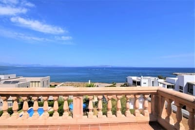 2 bedroom Semi-detached Villa for sale in Colonia de Sant Pere / Colonia de San Pedro with pool garage - € 549,000 (Ref: 5265642)