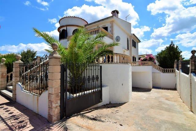 4 soveværelse Villa til leje i Colonia de Sant Pere / Colonia de San Pedro med garage - € 1.700 (Ref: 5515666)