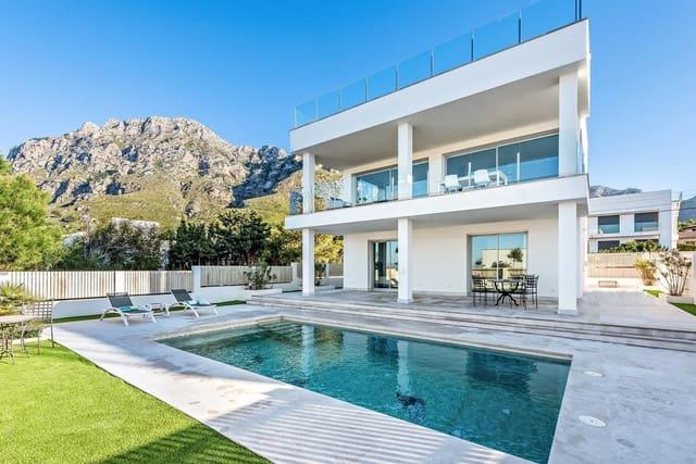 4 soveværelse Villa til leje i Betlem med swimmingpool - € 2.600 (Ref: 5955020)
