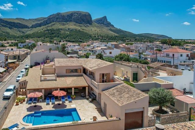 4 soveværelse Semi-Rækkehus til salg i Colonia de Sant Pere / Colonia de San Pedro med swimmingpool garage - € 920.000 (Ref: 6303225)