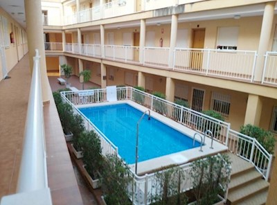 2 bedroom Apartment for sale in Rafal with pool - € 58,000 (Ref: 3608917)