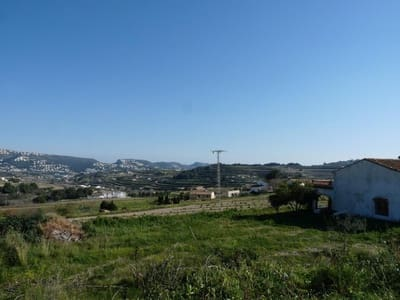 Building Plot for sale in Benirrama - € 220,000 (Ref: 4561157)
