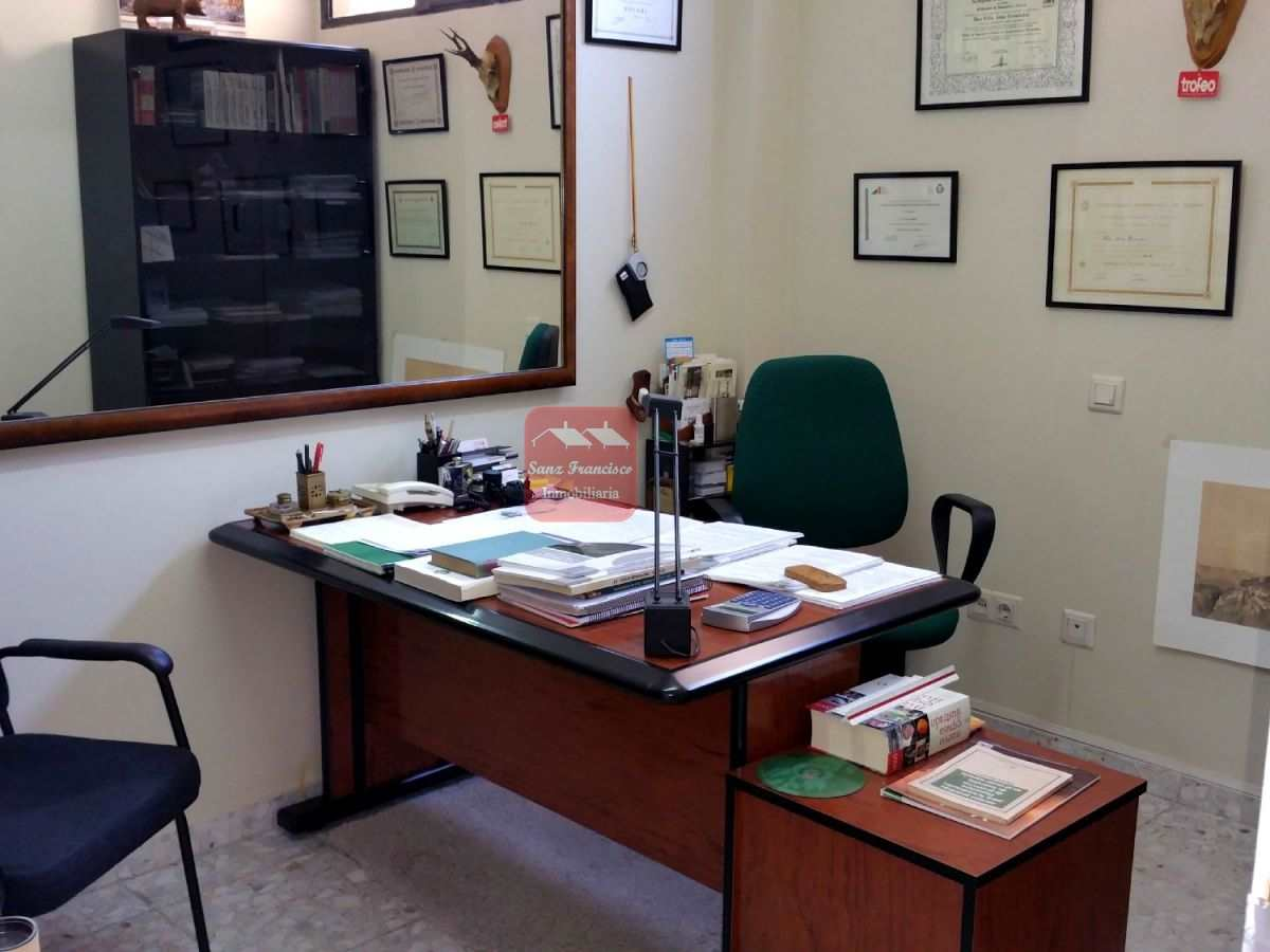 Oficina de 1 habitación en Segovia ciudad en venta - 90.600 € (Ref: 3830162)