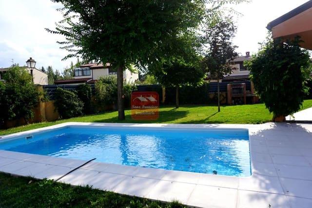 6 chambre Villa/Maison Semi-Mitoyenne à vendre à Palazuelos de Eresma - 570 000 € (Ref: 4418351)