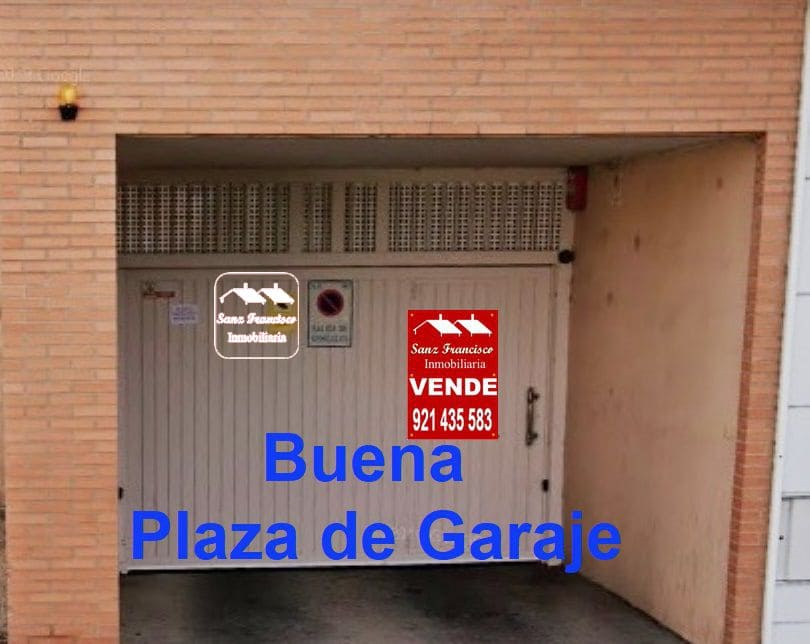 Garaje en Segovia ciudad en venta - 14.000 € (Ref: 5541948)