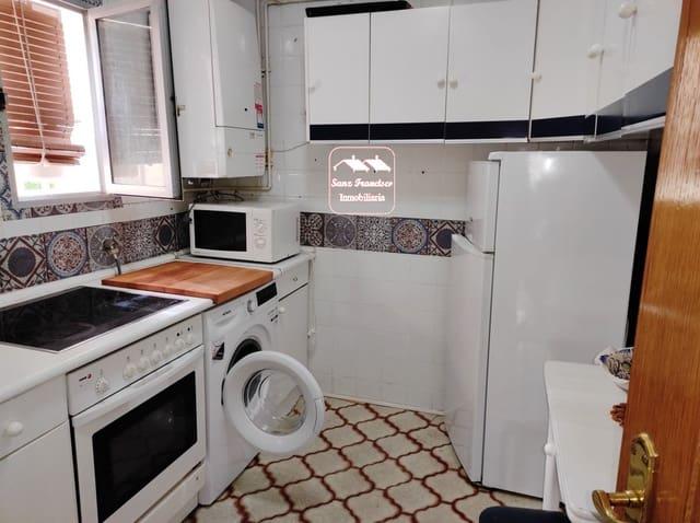 2 slaapkamer Flat te huur in Segovia stad - € 400 (Ref: 6021951)