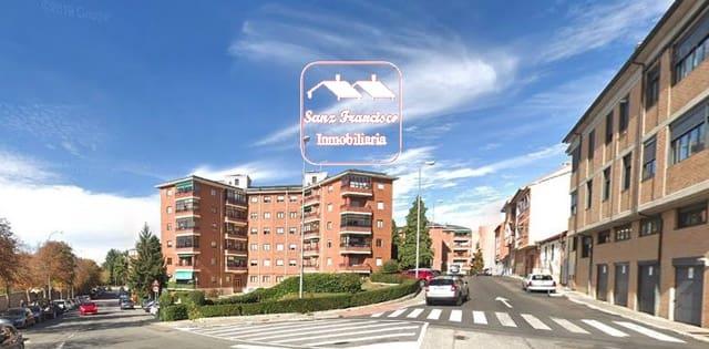 Garage zu verkaufen in Segovia Stadt - 9.000 € (Ref: 6259079)