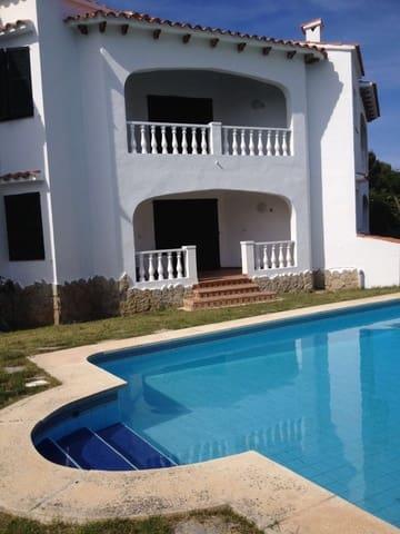 3 sovrum Lägenhet till salu i Arenal d'en Castell med pool - 960 000 € (Ref: 5175533)