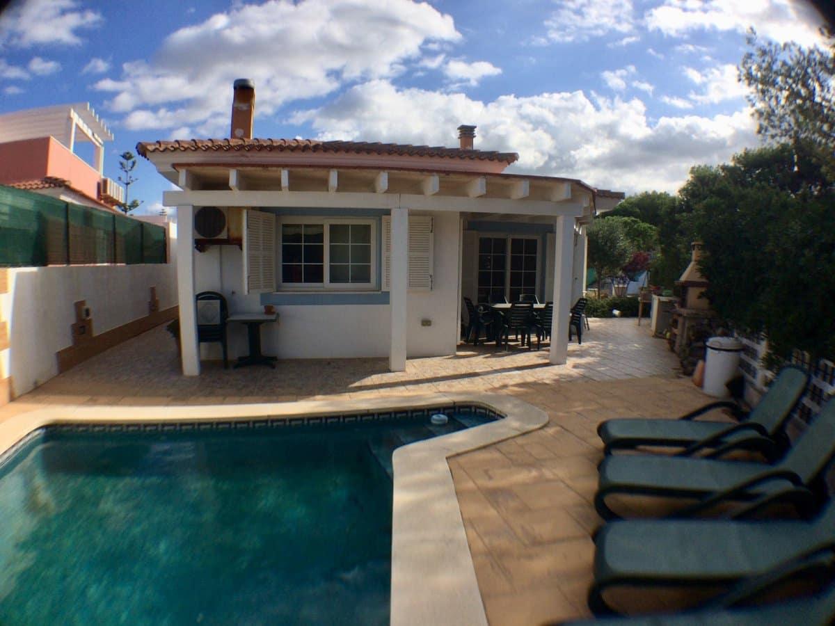 4 slaapkamer Villa te huur in Cala'n Blanes met zwembad - € 1.200 (Ref: 5312026)