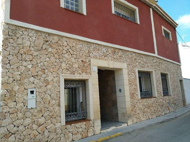 3 soveværelse Rækkehus til salg i Hondon de las Nieves - € 219.000 (Ref: 4022461)