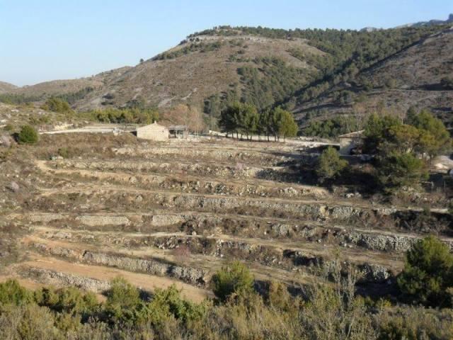 Terrain à Bâtir à vendre à Guadalest - 1 200 000 € (Ref: 3144387)