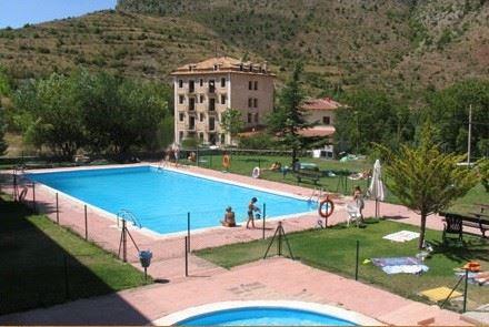 11 soverom Hotell til salgs i Teruel by med svømmebasseng - € 1 575 000 (Ref: 3144693)