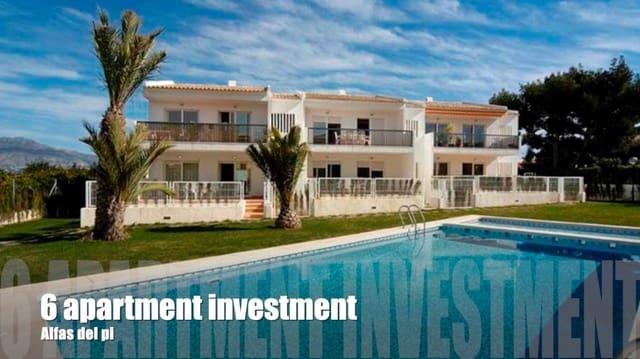 12 quarto Hotel para venda em Alfaz del Pi / L'Alfas del Pi com piscina - 846 000 € (Ref: 3144849)